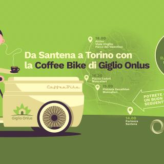 Casa Giglio Coffee Bike