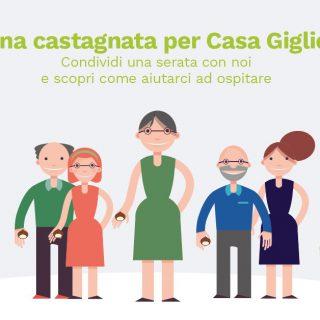 Castagnata per Casa Giglio