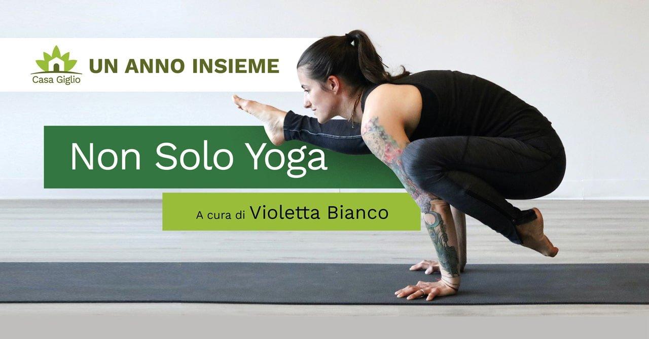 Giglio 2020 Anno Insieme Yoga