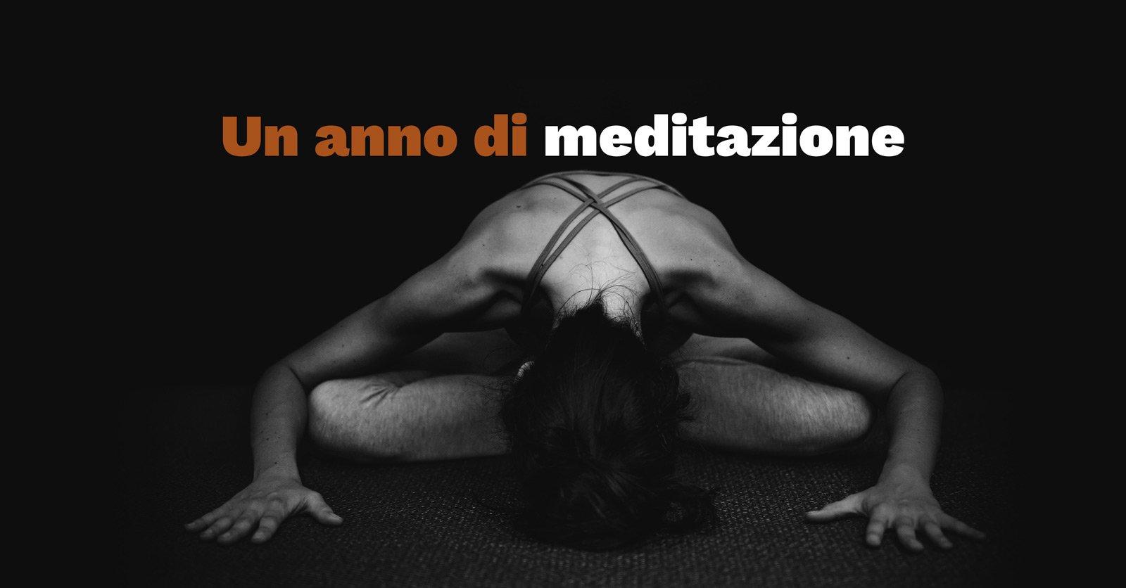 Un Anno di Meditazione