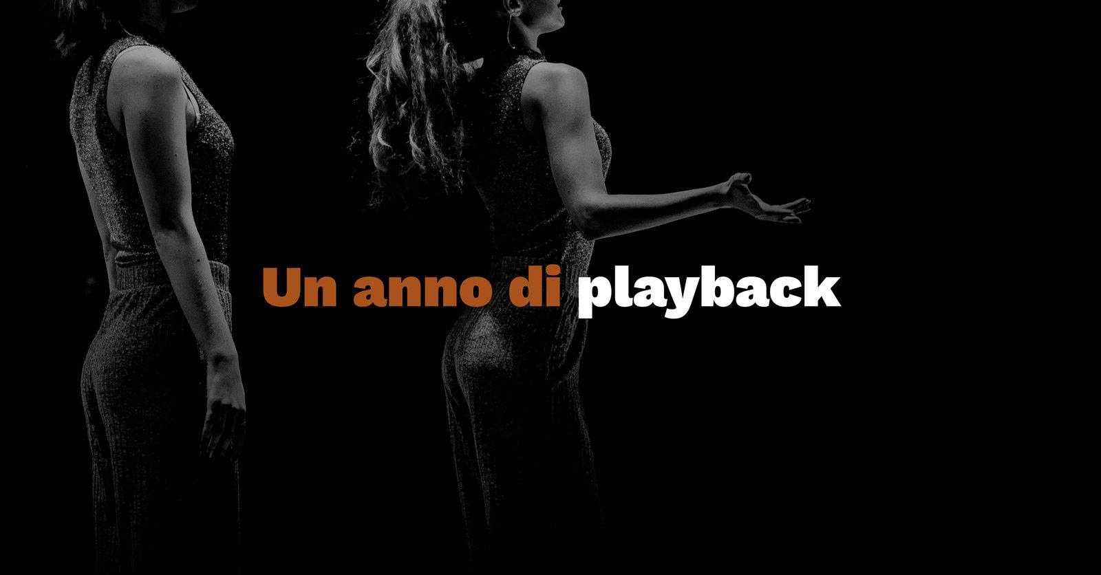 Un anno di Playback