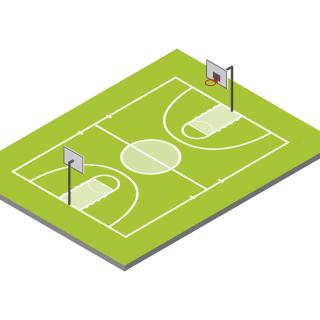Campo minibasket