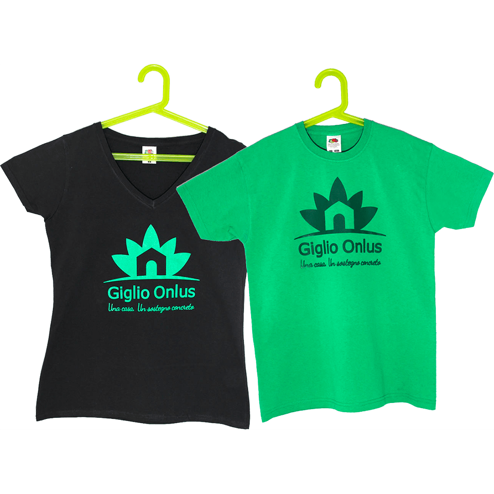 T-shirt di Giglio Onlus